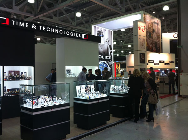 Выставка Moscow Watch Expo